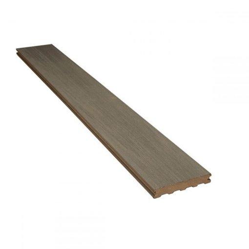 Holzverbund Terrassendielen Atmosphäre 23 x 138 mm Cayenne