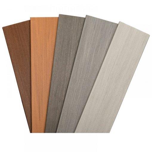 Holzverbund Terrassendielen Atmosphäre 23 x 138 mm