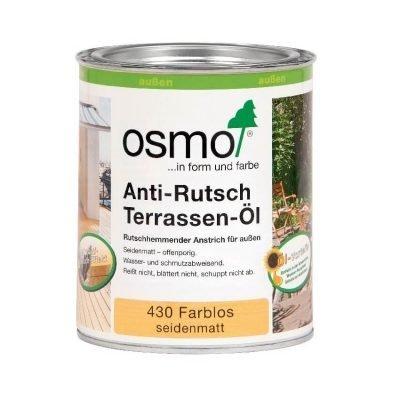 Osmo Anti-Rutsch Terrassenöle & Holzschutz 0.75/2.50 L