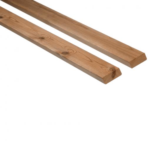 Fassadenbekleidung Rhombus C7 20/26 x 65/67/68/72 mm