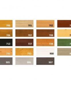 Osmo Holzschutz Öl-Lasur Farben