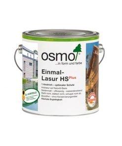 Osmo Einmal-Lasur HS Plus 0.75/2.50 L